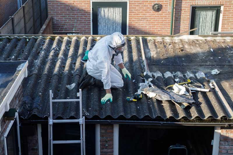 Asbestsanierung – Gründe, Maßnahmen und Kosten
