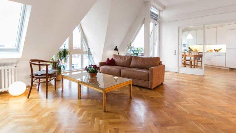 Raumgestaltung durch Parkettboden: Welche Verlegemuster gibt es?
