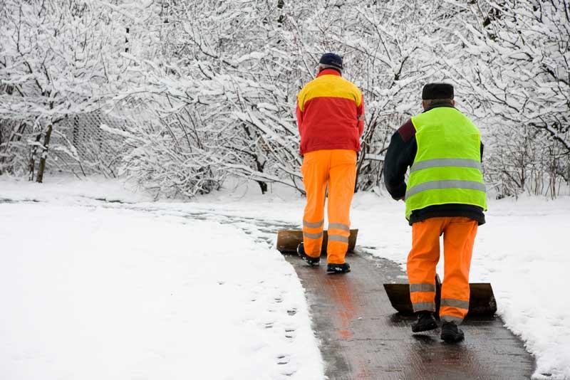 Verkehrssicherungspflicht – Was Vermieter beachten müssen
