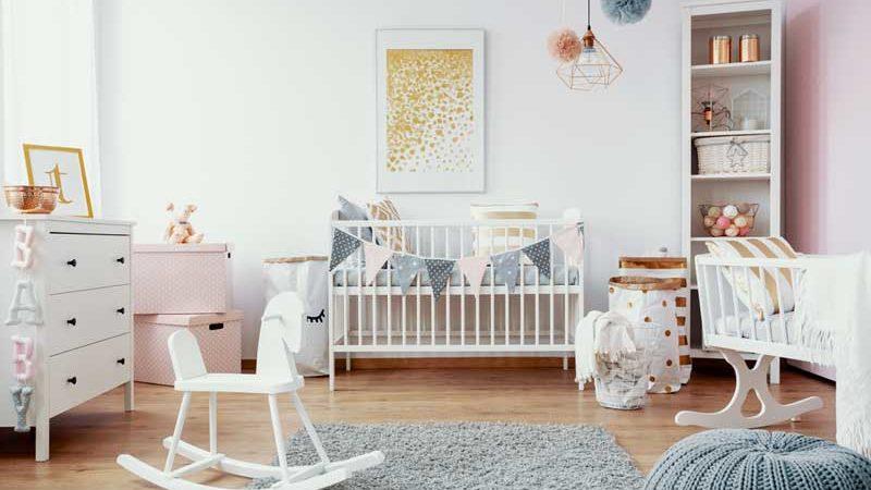Tipps zur Gestaltung eines schönen Kinderzimmers