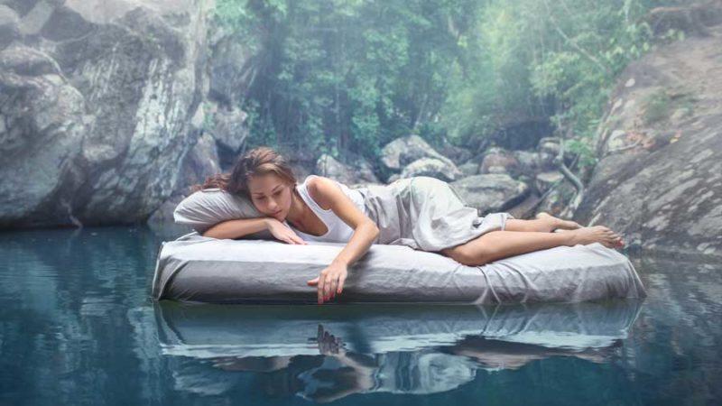 Wie gut sind Wasserbetten wirklich?