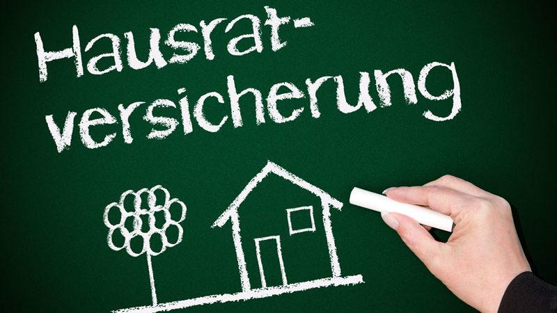 Hausratversicherung: Sinnvoll und notwendig?