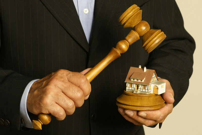 Hauskauf über Zwangsversteigerung: Gekauft wie gesehen?