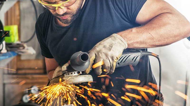 Heimwerkerkönig: So verarbeiten Sie Metall richtig