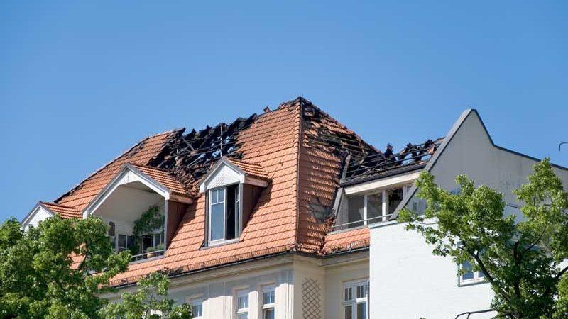 Gebäudebrandversicherung: Wie wichtig ist die Brandversicherung?