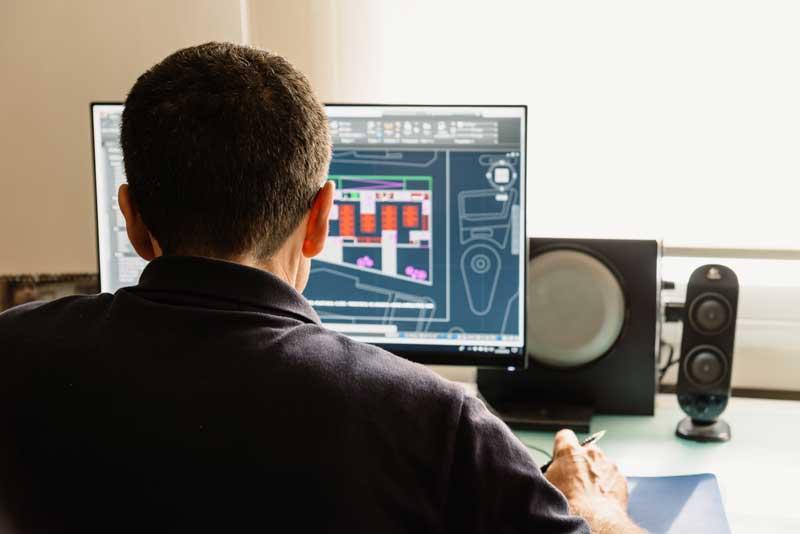 Grundriss als Bauherr selbst erstellen: möglich mit BIM Software