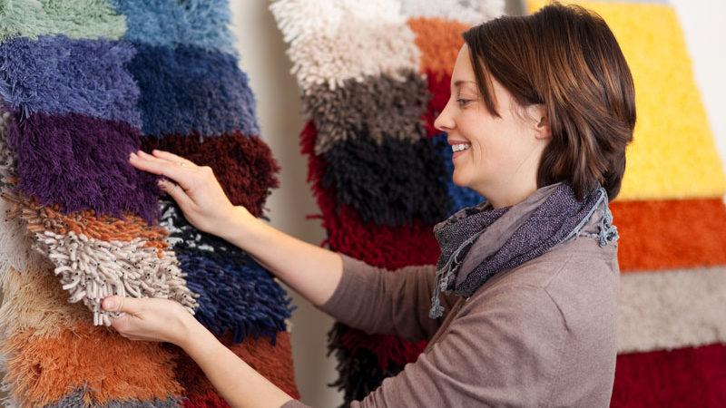 Vor- und Nachteile von Hochflor Teppichen