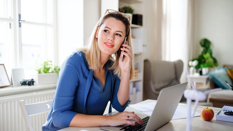 Perfekt organisiert im Homeoffice – so planen Sie Ihren individuellen Arbeitsplatz