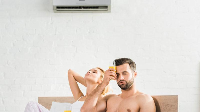 Klimaanlage im Schlafzimmer: Das sollte beachtet werden