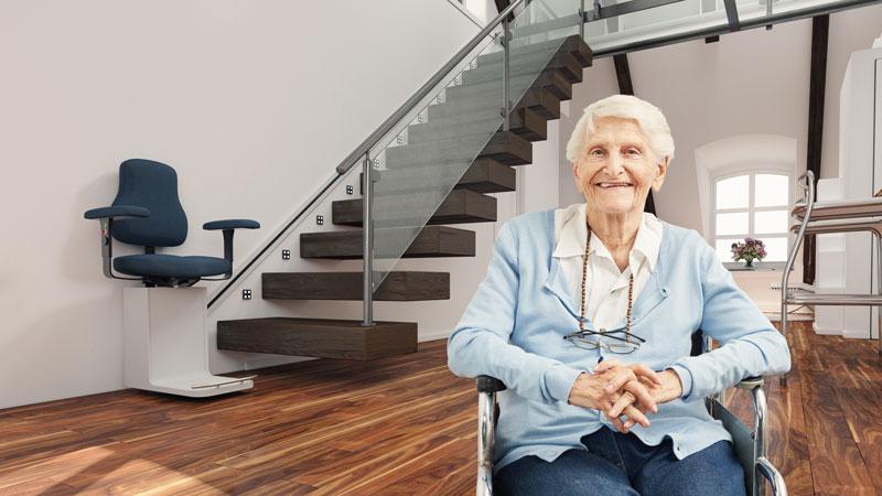 Das Eigenheim altersgerecht planen – Schon heute an morgen denken