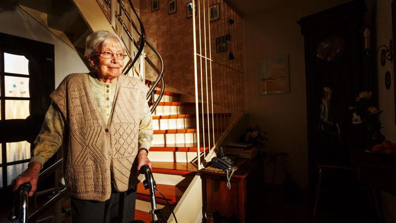Barrierefrei umbauen – für mehr Freiheit im Alter