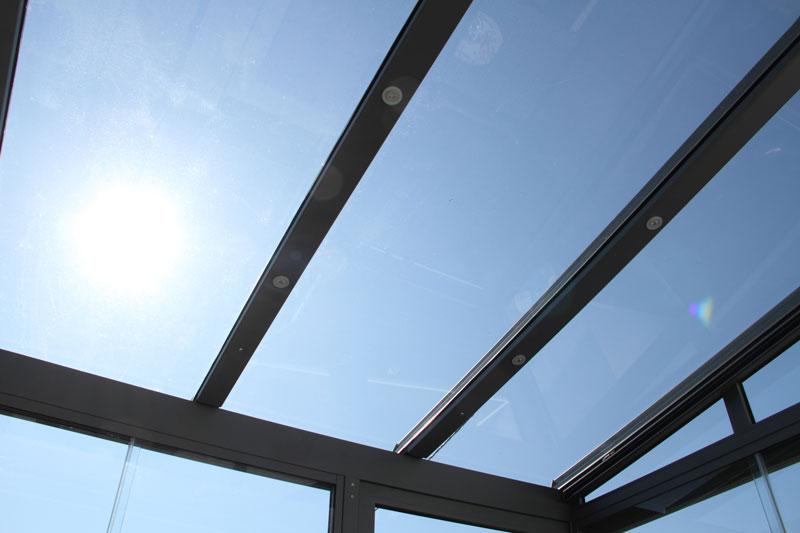 Terrassendach selber gestalten