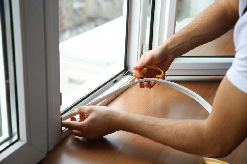 Dichtungen im Haus – Effektiv gegen Lärmbelästigung und Wärmeverlust