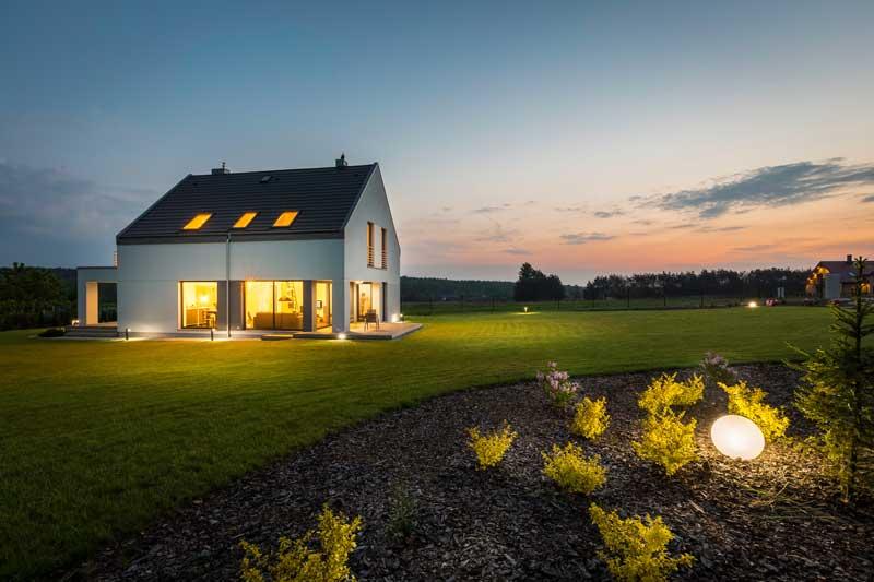 Die Wahl der richtigen Beleuchtung beim Hausbau