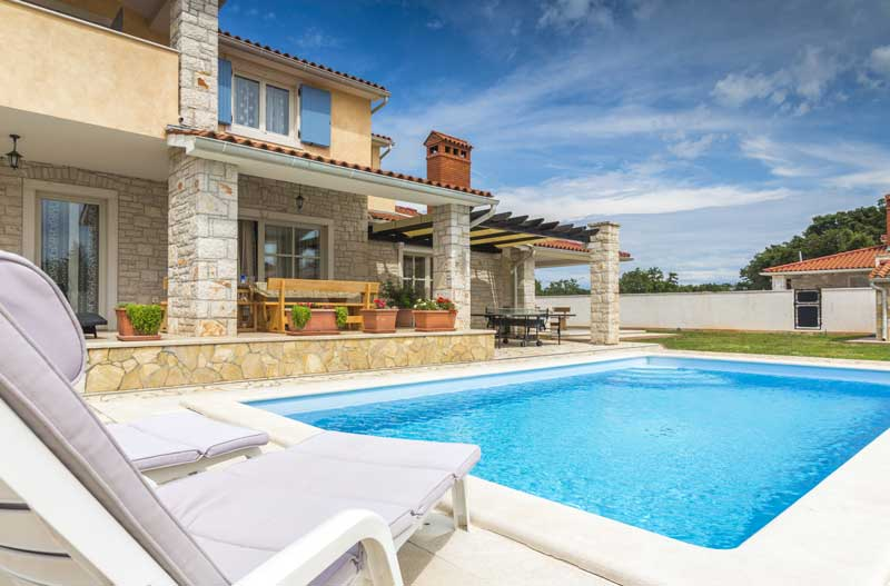 Luxuximmobilie auf Mallorca