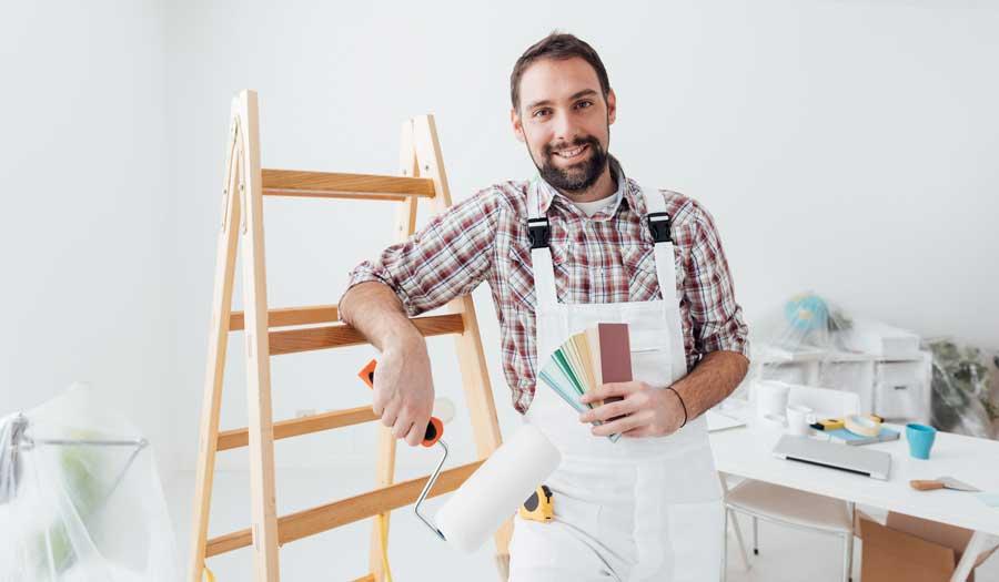Professionelle Malerbetriebe: Darum profitiert man