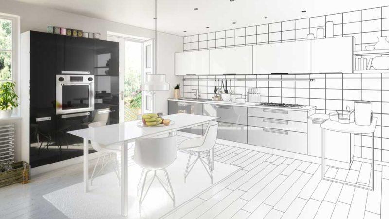 Küchenplanung: Ideen und Tipps