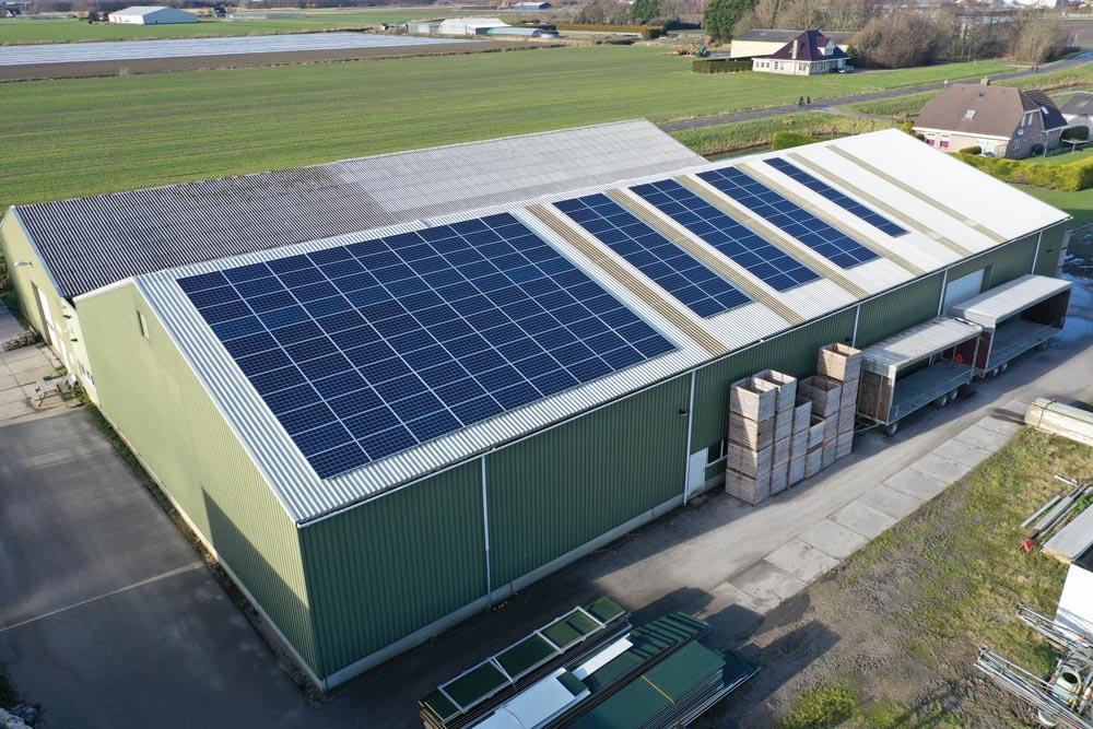 Photovoltaik: Vorteile für Unternehmen