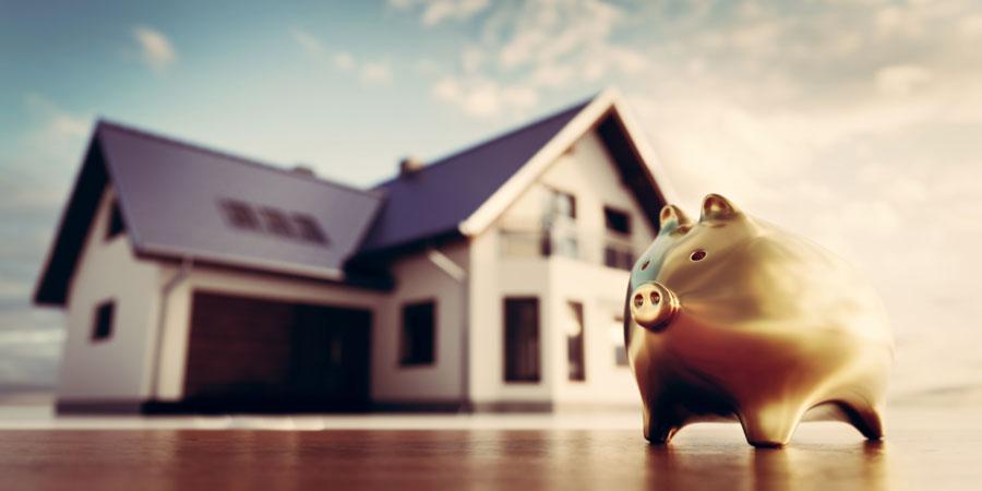 Immobilienfinanzierung 2021 – steigende Inflation als Problem der Zukunft?