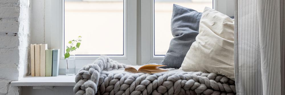 Fensterbank: So kann man sie dekorieren