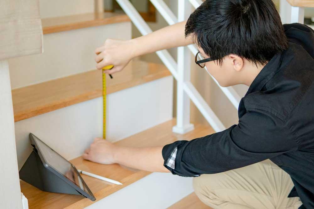 Treppenbau: Darauf sollte man achten
